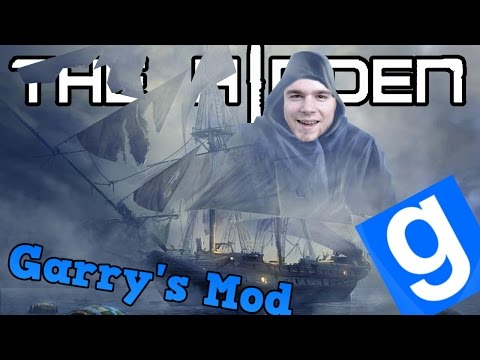 HIDDEN NA STATKU! | Garry's mod (Z Kumplami) #280 - The Hidden! (#19) /Zagrajmy w