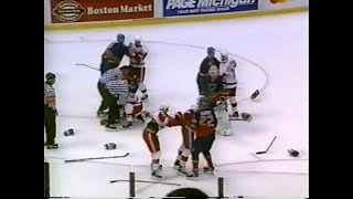 1996 Playoffs: STL @ Det - Game 2 Highlights