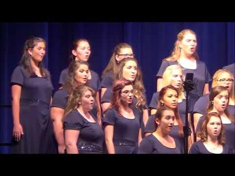 Jennings County High School Concert Choir 2017