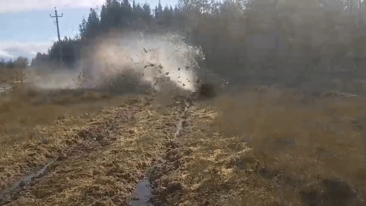Крутой  Багги  разрывает болота в клочья!!!