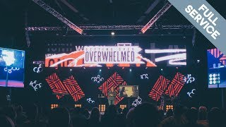 GETTING OVER OVERWHELMED wk. 2 // Annie F. Downs // Cross Point Church