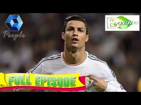 B Positive: Cristiano Ronaldo named world's best player | 13th January 2015 | Full Episode