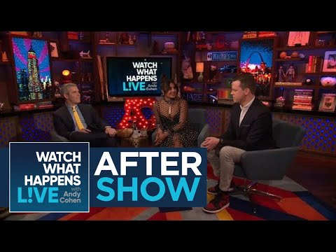 After Show: Priyanka Chopra-Jonas On Miley Cyrus And Liam Hemsworth | WWHL