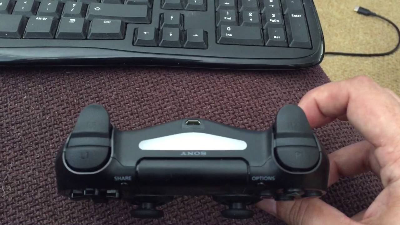 How To Connect A Dualshock 4 Ps4 Controller To Retropie Or Raspberry Pi