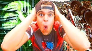 PARTIDA HACK en CALL OF DUTY Y ME LA SACO!! - AlphaSniper97
