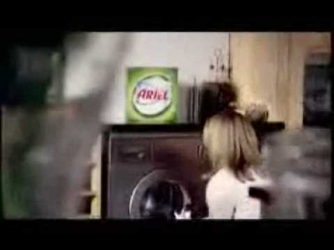 Ariel Washing Powder TV Ad