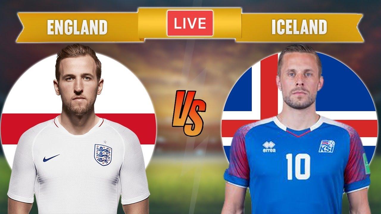 ENGLAND vs ICELAND - LIVE STREAMING ...