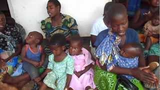 Visiting A Remote Clinic Near Ekwendeni, Malawi