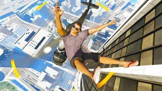 GTA 5 Jumping Fails #9 - Ragdolls Compilation (GTA 5 Funny Moments)