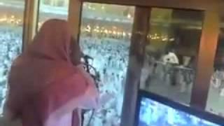 RARE LIVE VIDEO OF THE KAABA, MECCA // CALL TO PRA