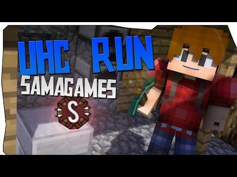 UHC Run #8 | Samagames |  PAS DE CANNES #RT :(