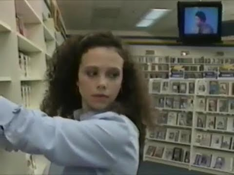 "Retroist/Allison's Written Words - Blockbuster Video - ""Buster Sales"" Training Video"