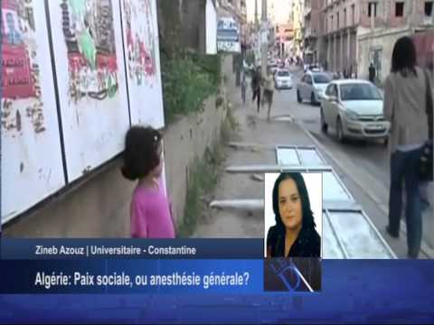 Algérie: Paix sociale ou anesthésie générale