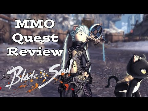 MMO Quest 2017 Game 6 – Blade and Soul – (Summoner Gameplay)