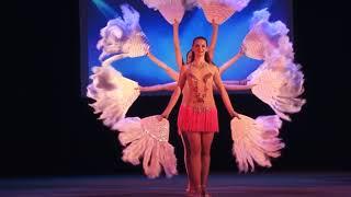 Краснодар шоу балет Respect Burlesque Перья Варьете