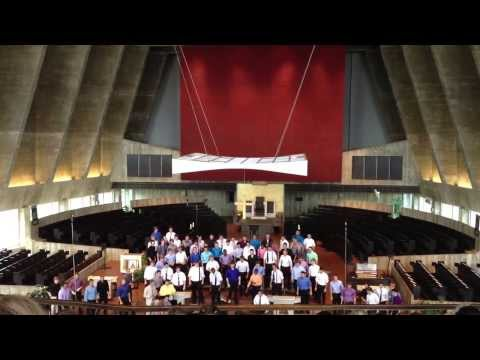 2013-2014 MN All-State Men's Choir: Cindy (excerpt), Mack Wilberg, trans. James Rodde.
