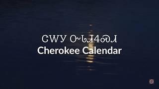 Cherokee Calendar