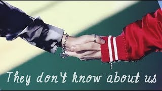 [FMV] yoonmin ; they don't know about us