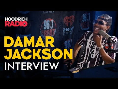 Beat Interviews - Damar Jackson Talks New Album U2, The Return of R&B Music & More