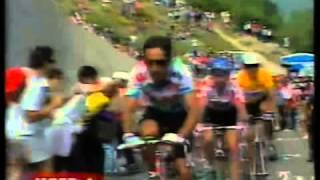 Tour de Francia 1993 Miguel Indurain 16ª Etapa Andorra Saint Lary du Soulan