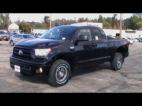 2013 toyota tundra trd rock warrior review www nhcarman com youtube. Black Bedroom Furniture Sets. Home Design Ideas