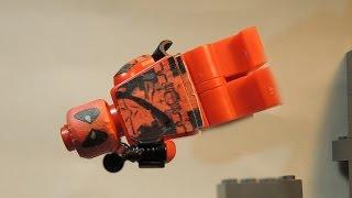 Lego Deadpool - Red Band Trailer