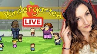 Kindergarten LIVEstream Gameplay (Part 1 - Jerome & Cindy Completed)