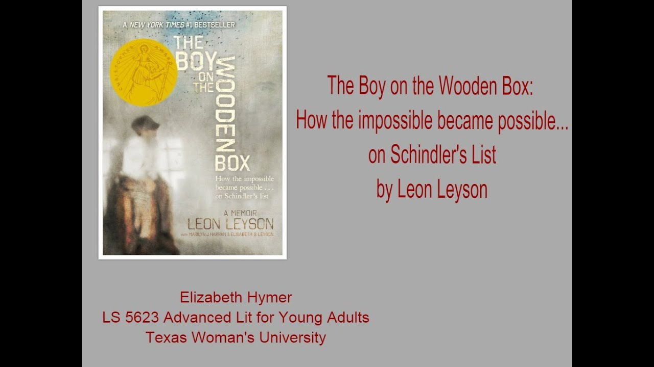 The Boy on the Wooden Box Trailer & The Boy on the Wooden Box Trailer - YouTube Aboutintivar.Com