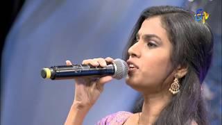 Super Machi Song Hemachandra,sravana Bhargavi Performance In Etv Swarabhishekam 29th Nov 2015
