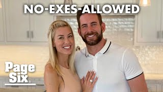 Tarek El Moussa ex not invited to Heather Rae Young wedding | Page Six Celebrity News