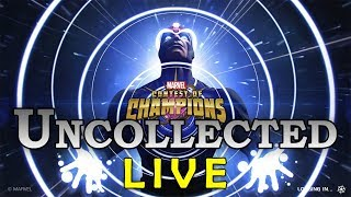 Uncollected X-Men Event | Marvel Contest of Champions Live Stream thumbnail