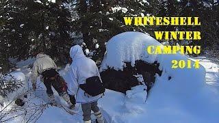 Whiteshell Winter Camping 2014