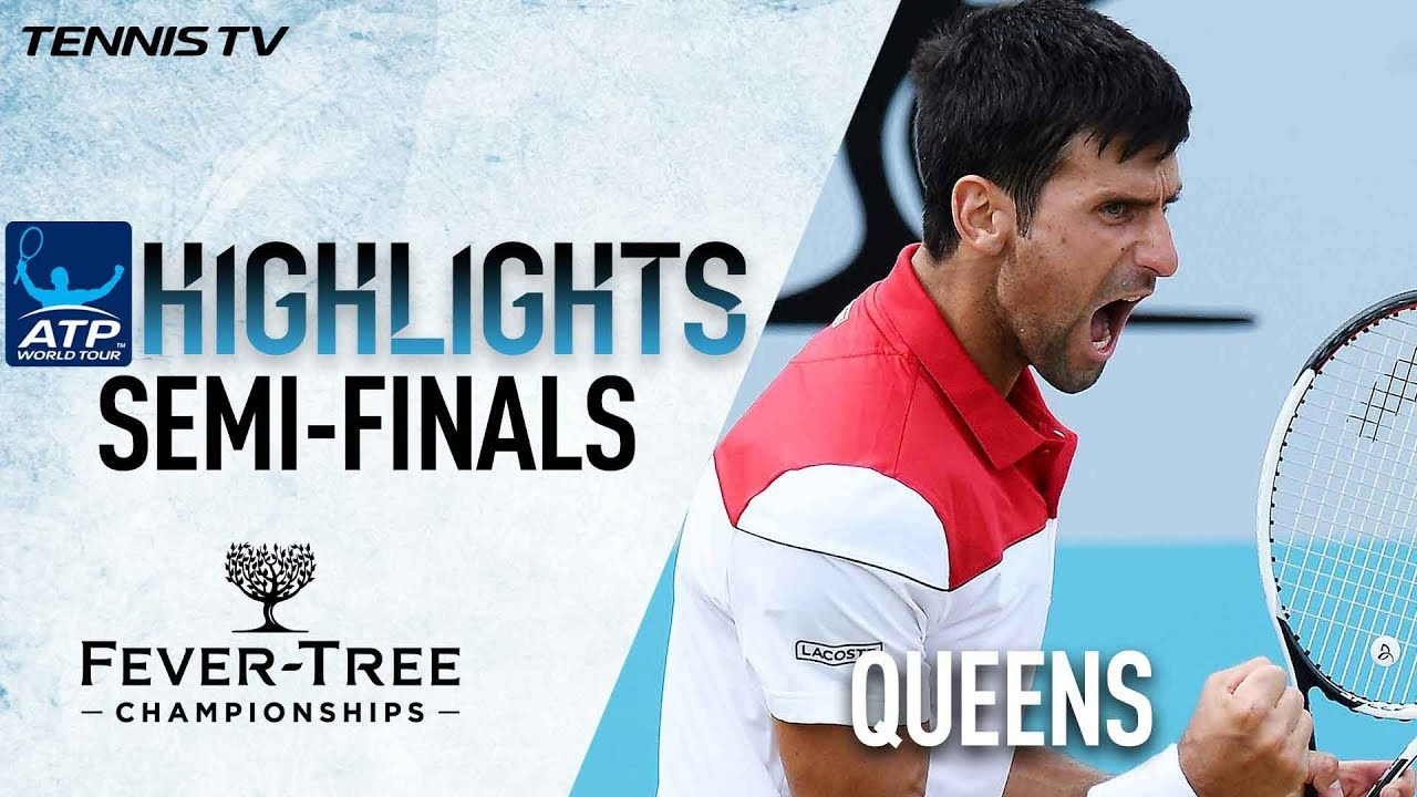 Highlights: Djokovic Reaches 1st Final In Nearly A Year At Queen's Club, To Meet Cilic