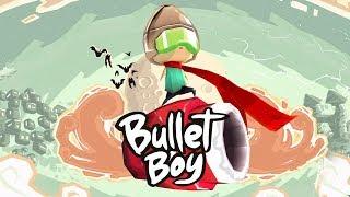 Bullet Boy - Kongregate Level 1-6 Walkthrough