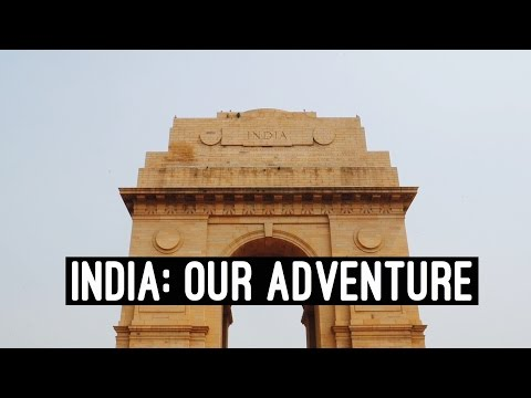 India: Our Adventure! - Travel Diary 4K