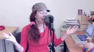 Artist In Action - Ashley Maher Singer Songwriter Sabar Dancer