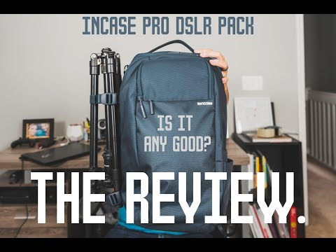 Incase Pro DSLR Pack Review.  IS IT ANY GOOD!?