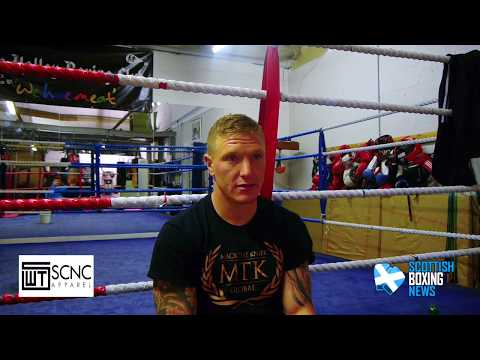 CHRIS 'TRIGGER' WOOD ON AUG 24 FIGHT, LIFE AS PRO BOXER & ON BEING DUMFRIES' FIRST PRO SINCE 70s