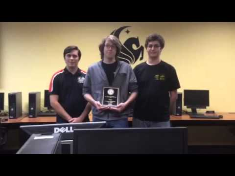 CECS Winning Computer Programming Team