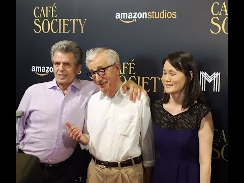 """Woody Allen's """"Cafe Society"""" premiere in Chicago"""
