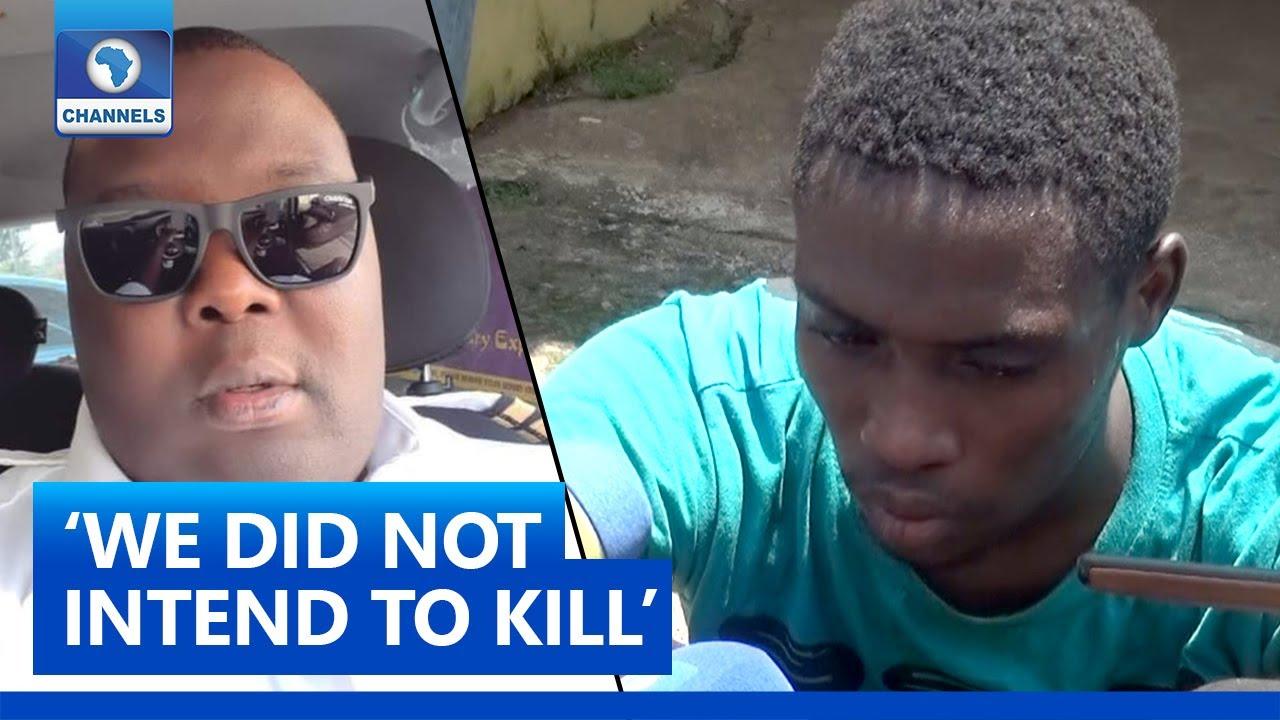 Download We Did Not Intend To Kill Senator Na'Allah's Son - Suspect