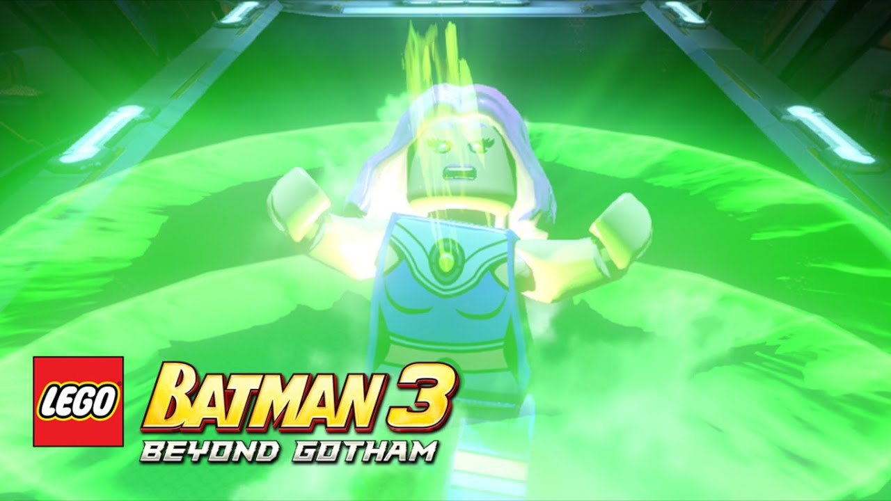 Lego Batman 3 Beyond Gotham Heroines And Villainesses