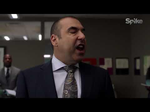 Кадры из фильма Форс-мажоры (Suits) - 5 сезон 12 серия
