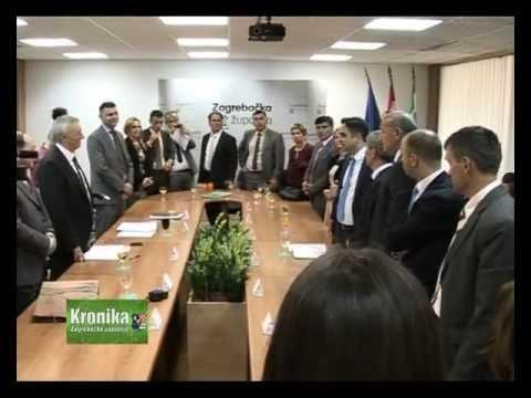 Posjet delegacije iz Republike Kosovo Zagrebačkoj županiji