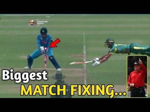 Top 5 Match Fixing Incident in Cricket History|| All The Time|| IND Videos || P-2