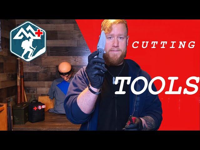 Emergency Trauma Cutting Tools