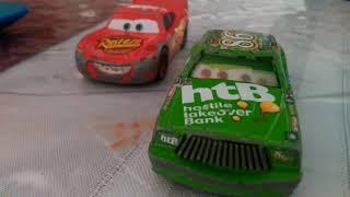 Cars Remake:Backwards Driving Racing