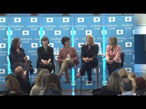 5.15.15 Women Tech Executive Roundtable 2015
