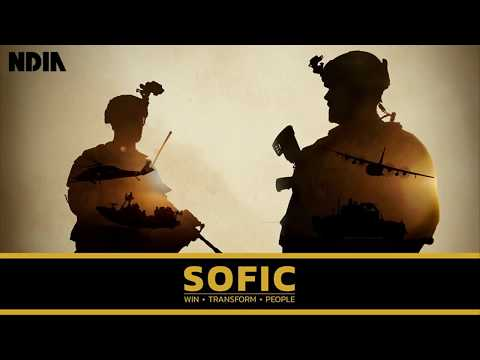 USSOCOM Commander & Acquisition Executive at 2018 SOFIC