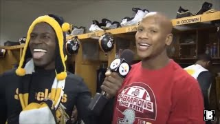 My Funny Moments With The Steelers